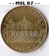 - - 75 - Paris - Opéra Garnier - Face Cerclée - MDP - ACHAT IMMEDIAT - - - 2006