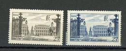 FRANCE - NANCY - N° Yvert  778+822**  !! - Unused Stamps