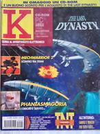 K Pc Games 7/95 Star Trek Final Unity Slam City Jagged Alliance Arc Of Doom Chaos Control Virocop Virtual Pool Flashback - Informatica