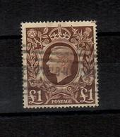 Gran Britain / England 1948 N.245 -- 1 £ Used - Used Stamps