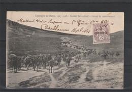 CARTE POSTALE DE 1908 - Covers & Documents