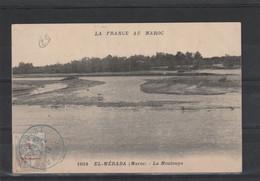 CARTE POSTALE DE 1912 POUR MOULIN - Covers & Documents