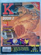 K Pc Games 10/94 Doom 2 Putty Squad Woodstock Prince Dark Legions Star Crusader Rebel Assault Road Rush Jammit Links Pro - Informatica