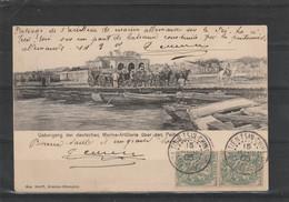 CARTE POSTALE DE 1905 POUR MARSEILLE - Briefe U. Dokumente