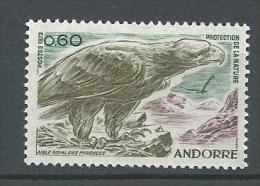 "Andorre YT 219 "" Protection De La Nature "" 1972 Neuf** - Unused Stamps"