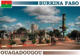 1 AK Burkina Faso * Ansicht Der Hauptstadt Ouagadougou * - Burkina Faso