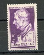 FRANCE -  BRAILLE - N° Yvert  793** - Unused Stamps