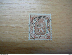 (07.08) BELGIE 1935 Nr  424 Afstempeling LIEGE - 1935-1949 Small Seal Of The State