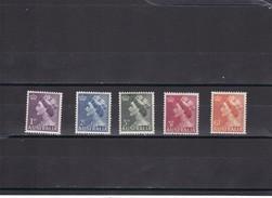 Australia Nº 196 Al 198A - Mint Stamps