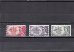 Australia Nº 199 Al 201 - Mint Stamps