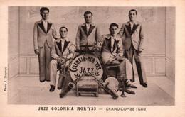30 /CPA - La Grand'Combe - Jazz Colombia Mor'yss - La Grand-Combe