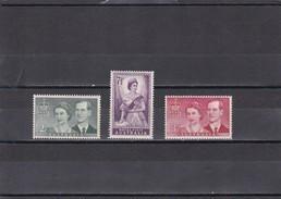 Australia Nº 207 Al 209 - Mint Stamps