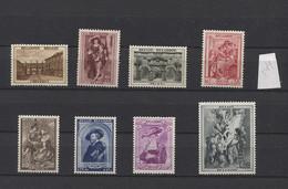 Belgium 1939 Rubens House *mint HINGED*__(144) - Unused Stamps