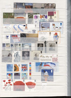 Great Britain 2005-2016 Lot For Modern MNH Stamps__(134) - Collections
