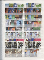 Great Britain Lot For Various MNH Full Sets__(125) - Collections