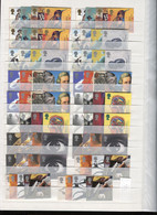 Great Britain Lot For Various MNH Full Sets__(128) - Collections