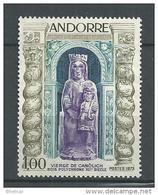 "Andorre YT 228 "" Vierge De Canolich "" 1973 Neuf** - Unused Stamps"