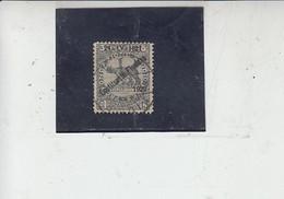 FIUME  1921  - Sassone  166° - Costituente Fiumana -.- - Venezia Giulia