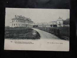 Huy - Ecole Practique D' Agriculture De L' Etat - Vue D'Ensemble Des Bâtiments -Ed: H. Massin-Detrez-Circulé:1912 - 2Sc - Liege