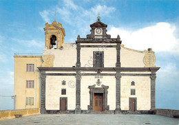 Cartolina Sciacca Basilica S. Calogero Al Monte  (Agrigento) - Agrigento