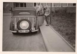 Merzedes Benz Cabrio - Automobile