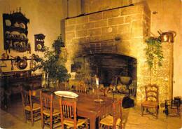 13 - La Barben - Château - La Cuisine - Otros Municipios