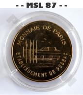 RARE- - 33 - Pessac - Monnaie De Paris - Etablissement De Pessac - MDP - ACHAT IMMEDIAT - - - Non-datés