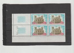 N° 1713 - 3,50 NARBONNE - 1° Tirage Du 22.3.72 Au 6.4.72 - 27.03.1972 - 1970-1979
