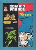 Comics Parade N° 13 - Collection DC Arédit - En Couleurs - Editions Arédit - Avril 1987 - TBE / Neuf - Arédit & Artima