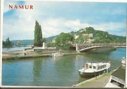 CPSM , Belgique , N°351/40, Namur , Confluent Sambre Et Meuse ,Ed. Thill - Namur