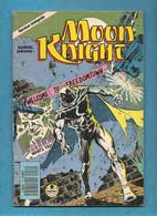 Moon Knight N° 2 - Marvel - Version Intégrale - Editions Sémic France à Boulogne Billancourt - Août 1990 - BE - Lug & Semic