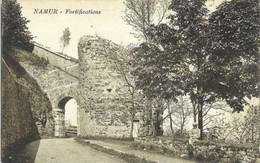 NAMUR - Fortifications - Oblitération De 1932 - Namur