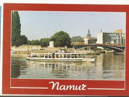 CPSM , Belgique , N°351/45, Namur , Ville D' Acceuil ,Ed. Thill - Namur