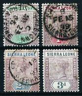 Sierra Leona (Británica) Nº 31/... Cat.15,50€ - Sierra Leone (...-1960)