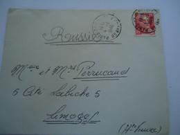 FRANCE COVER  1949 PARIS 77 - Unclassified