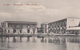 Amérique - Colombie - Barranquilla - El Cano - River Branch - Colombie