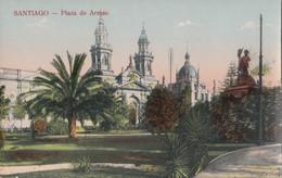 Amérique - Chili - Chile - Santiago - Plaza De Armas - Chile