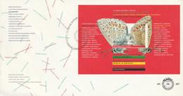 Netherland Cover Sheet Butterfly - Butterflies