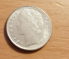Italie - 100 Lires  (petit Module) - 1992 - SUP - 100 Lire