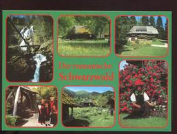 CPM Neuve Allemagne Der Romantische Schwarzwald Multi Vues - Other