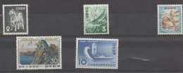 Timbres Divers XXX - Unused Stamps