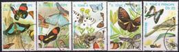 SAINT THOMAS ET PRINCE - Papillons Divers - Butterflies