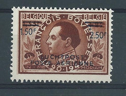 PA 22 V1** - Plaatfouten (Catalogus OCB)