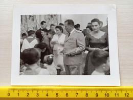 #21 Original Photo Woman Girl Femme Fille  Man Men Boy Homme Garcon Yugoslavia Marshal Josip Broz Tito - Anonymous Persons