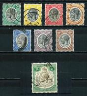 Tanganica (Británica) Nº 25/... Cat.11,30€ - Tanganyika (...-1932)