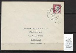 Algerie -EA  -SIDI AICH Et Etat Algerien - 1962 - Covers & Documents