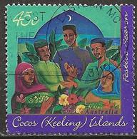 YT N° 324 - Oblitéré - Fête Hari Raya Puasa - Cocos (Keeling) Islands