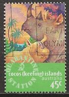 YT N° 327 - Oblitéré - Station De Quarantaine - Cocos (Keeling) Islands