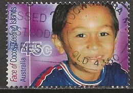 YT N° 380 - Oblitéré - Visages Des îles - Cocos (Keeling) Islands