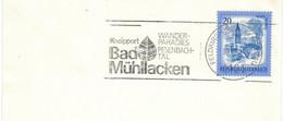 Feldkirchen - Bad Mühllacken Kneipp-Ort Wanderparadies Pesenbach-Tal - Thermalisme